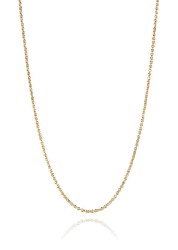 Fine Trace Chain Gold