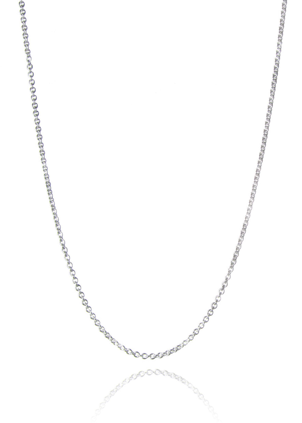 Medium Trace Chain Silver Sterling Silver Amp Gold Vermeil
