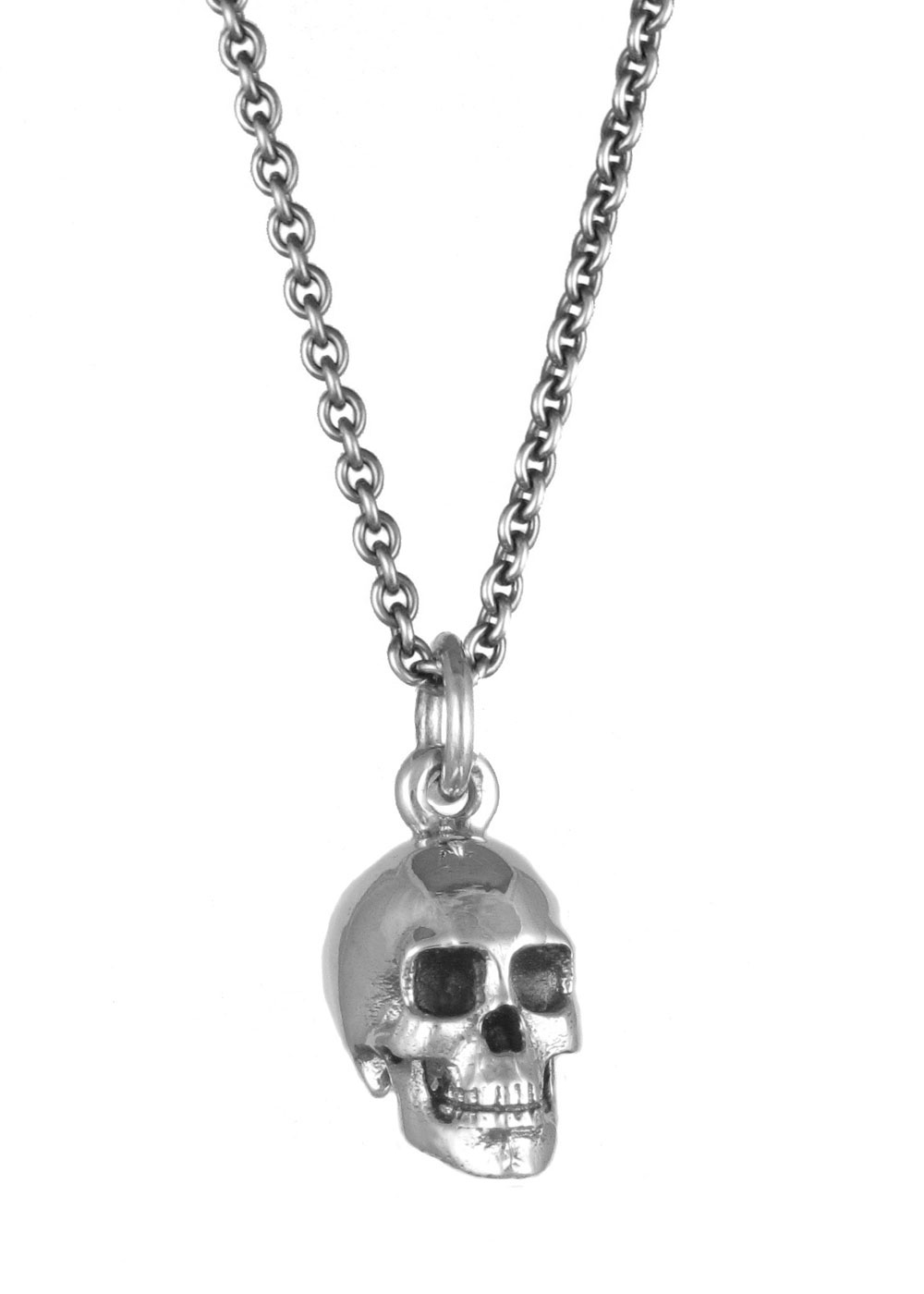 at sabo d heart skull the necklace jewel pendant diamond thomas hut silver rebel