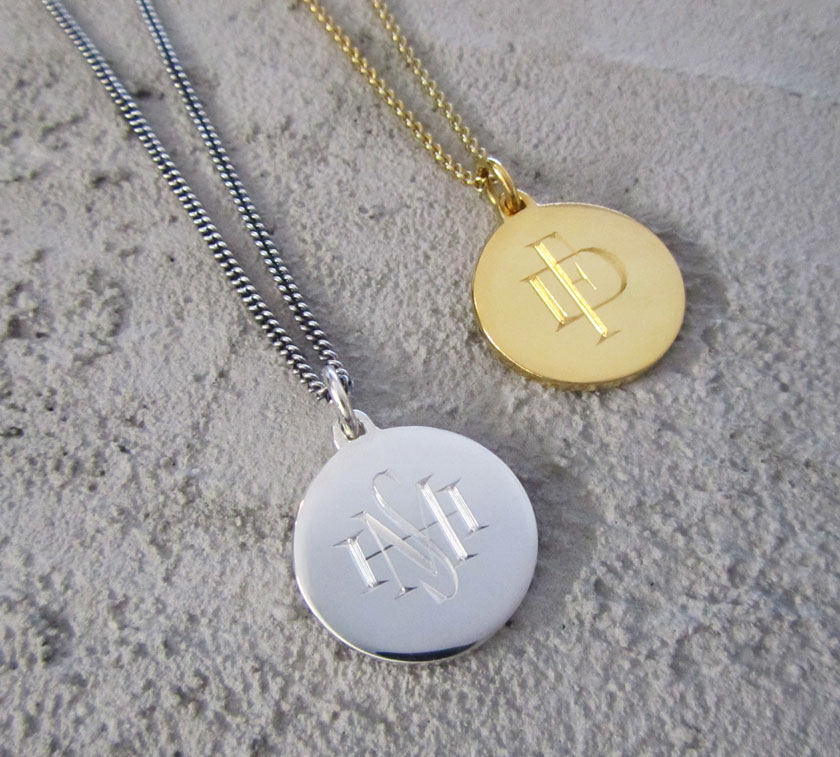 MONO-BANNER-2 Astrape Coin Necklace