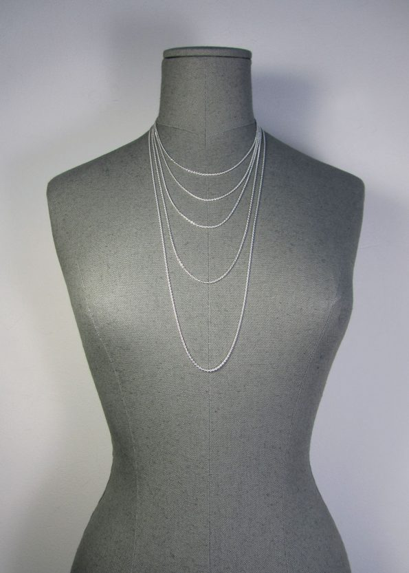 TRACE-FINE-SIL-BUST-FEMALE