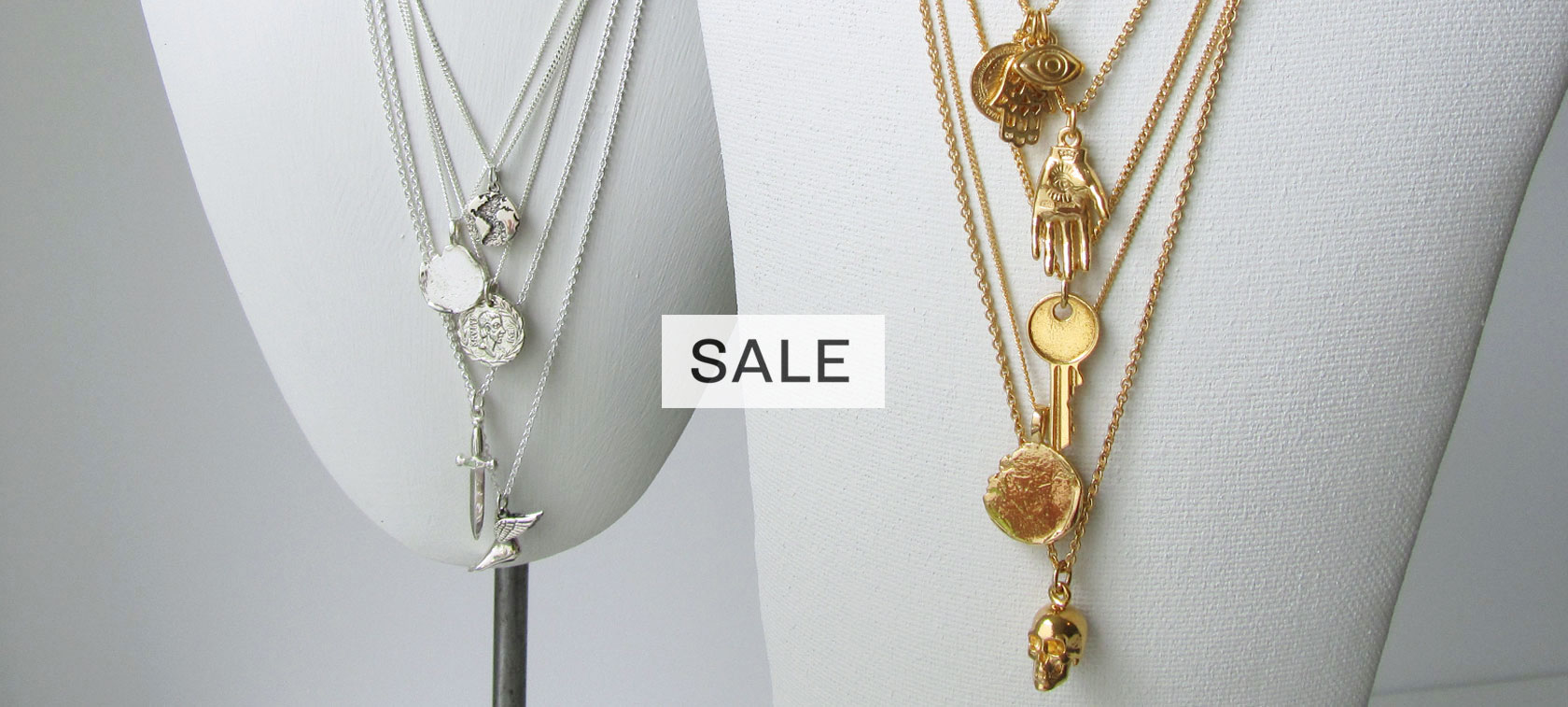SALE-BANNER-MAIN-NEW Scroll Necklace Gold Vermeil